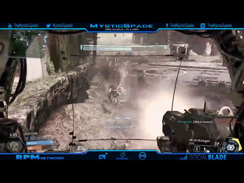 Titanfall Farming | 60+ Kill Attrition Gameplay!  Titanfall PC Beta