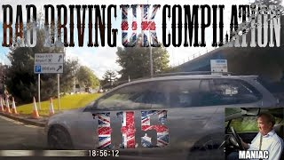 Bad Driving UK Compilation 115