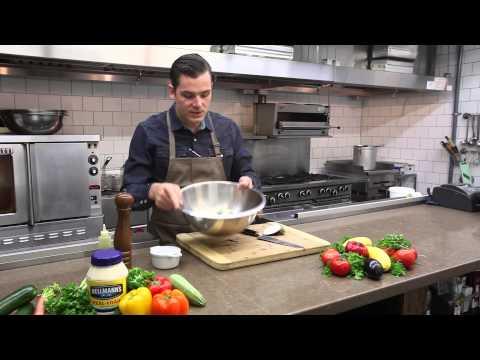 Hellmann's Bbq Tips  Grilling Vegetables
