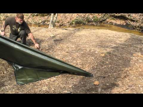 Pathfinder Product Review #3 The Emergency Shelter Kit
