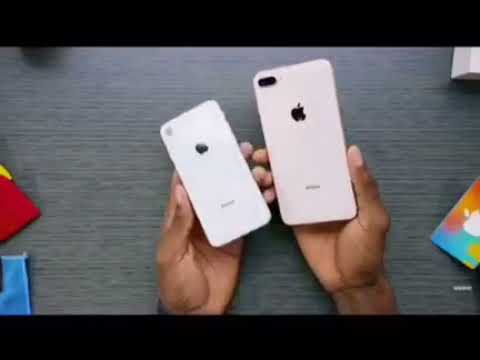 APPLE IPHONE 8 AND 8PLUS UNBOXING AND REVIEW