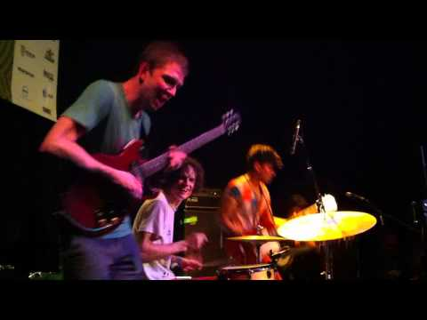 "Deerhoof ""Fresh Born"" live SXSW 2012"