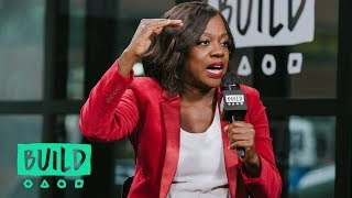 "Viola Davis Discusses Shooting An Emotional Scene In ""Fences"""