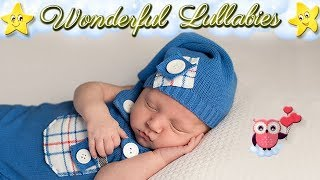 Super Calming Baby Lullaby ♥ Brand New Soft Musicbox Bedtime Melody ♫ Sleep Music For Sweet Dreams