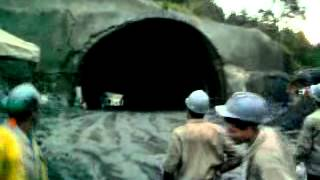 Caída Túnel