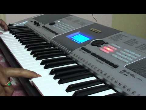 Piano cover of the song Mitwa from the movie Kabhi Alvida Na...