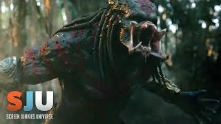 Let's Talk About The Predator Trailer! - SJU
