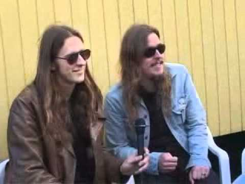 Opeth - Interview by Hultsfred.tv 2003