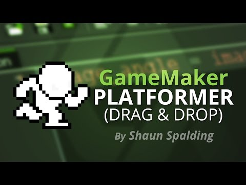 Game Maker Studio: Basic Platformer