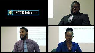 ECCB Connects Season 8 Episode 4 - ECCB Internship Programme