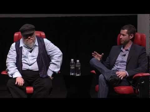 "HBO's ""Game of Thrones"" - George R.R. Martin Interview with Walt Mossberg"