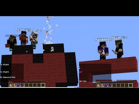 جولة في سيرفر ايوب  Minecraft | Server Ayoub6669