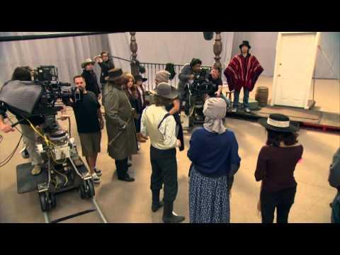 Rango - Behind the Scenes Video