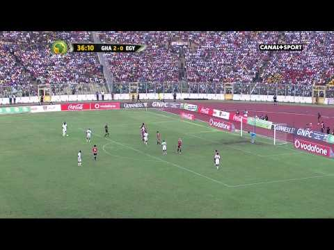 Ghana vs Egypt - WC African Playoff 1st Leg