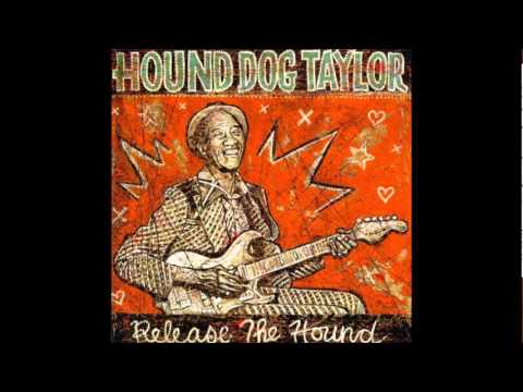 Hound Dog Taylor - The Dog meets the Wolf