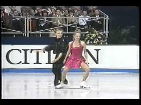 Rahkamo & Kokko (FIN) - 1995 European Figure Skating Championships, Free Dance