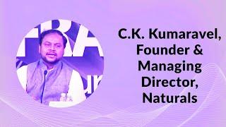 C K  Kumaravel  Founder   Managing
