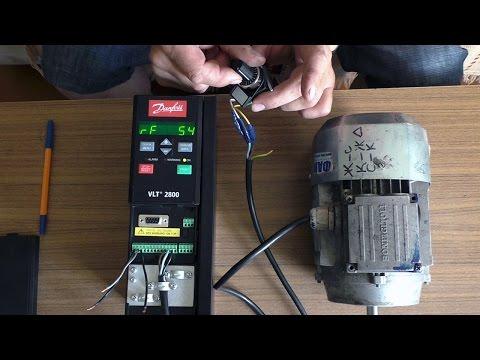 Частотный преобразователь Danfoss VLT 2800