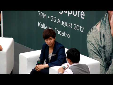 Seung Gi's Media Conference @ Marina Square Singapore (1)