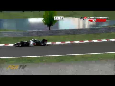 Formula Sim Racing - WC Suzuka Part 2/3