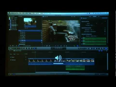 Michael Wohl  Advanced Audio in FCPX