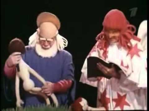 Божественная комедия 1973 (с хорошим звуком)