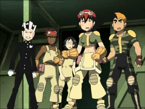 Oban Star Racers Folge 6 video