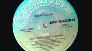 Watch Carrie Lucas Hello Stranger video