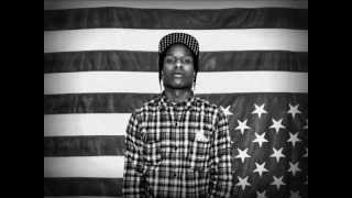 A$AP Rocky Feat. Drake, 2 Chainz & Kendrick Lamar - F*ckin Problem [NEW][2012] w/ Lyrics
