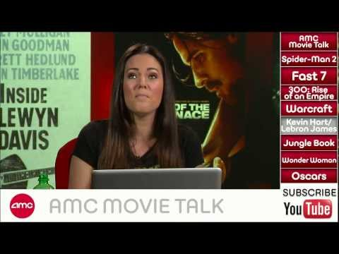AMC Movie Talk - THE AMAZING SPIDER-MAN 2 New Trailer Hits, FAST 7 Postponed For Now