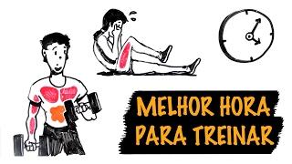 Qual A Melhor Hora Do Dia Para Treinar?   Autoridade Fitness