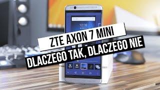 ZTE Axon 7 Mini: szybki test - dlaczego tak, dlaczego nie?
