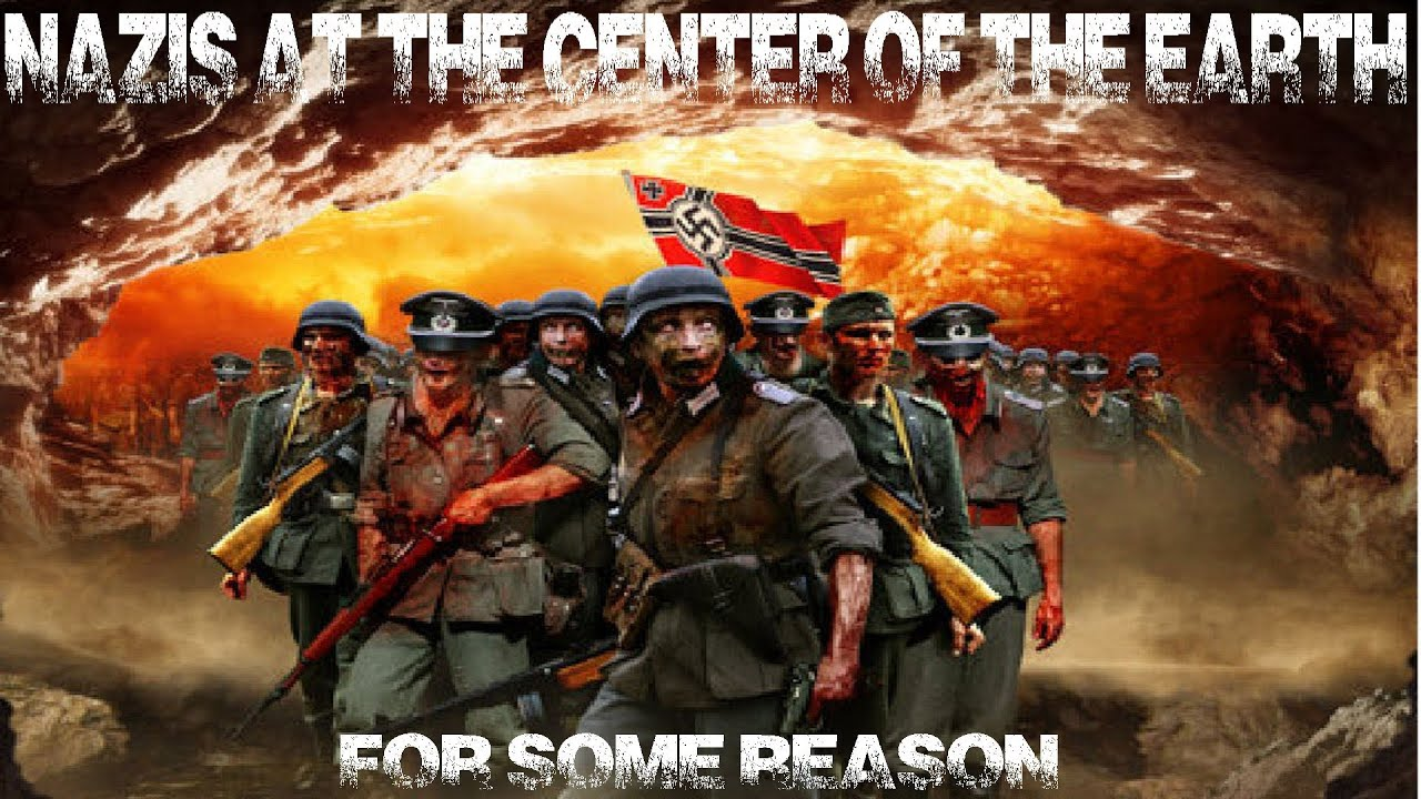 Bad Movies: Nazis at the Center of the Earth - YouTube