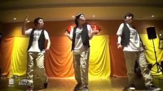 P+ARISA+YUKA | Showcase 2017.07.09 | UGcrapht×GrooveLineSendai