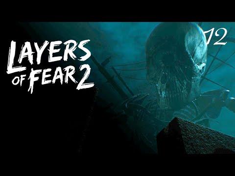 12 - Das einäugige Monster 👁️ Layers of Fear 2 👁️ Let's Play deutsch   Horror