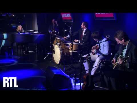 Diana Krall - Lonely avenue en live sur RTL