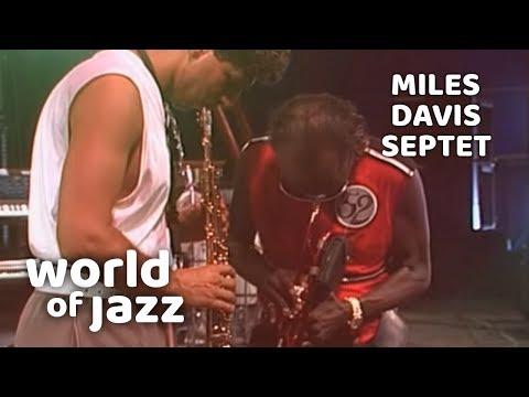 Miles Davis Septet • 13-07-1985 • World of Jazz