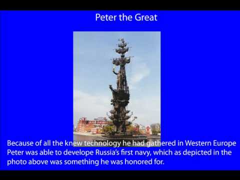 Peter the Great - Clayton