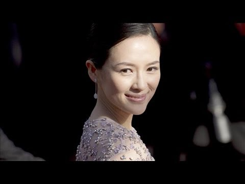 Zhang Ziyi Previews 'The Grandmaster' | Zhang Ziyi Interview