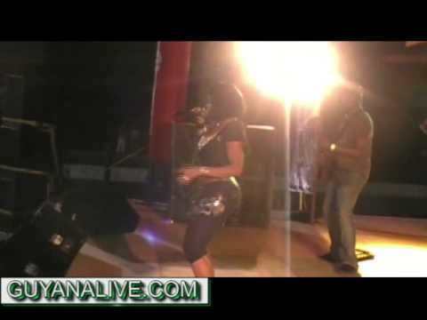 Destra - I Dare You Live In Guyana Caribbean Style