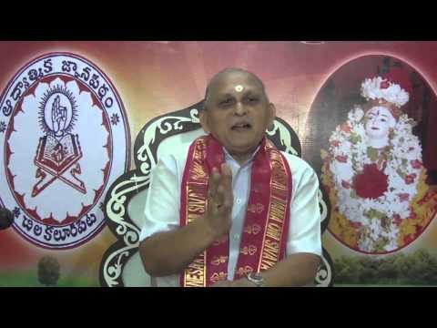 """""""Upadesa Saram"""" Of Bhagavan Sri Ramana Maharshi : Day 06 :Shlokam 7  8 : Sri Chalapathirao"""