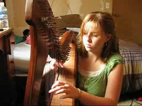 Pirates Of The Caribbean Theme on Harp Music Videos