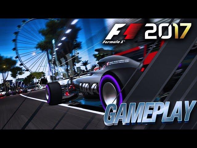 Руководство запуска: F1 2017 по сети