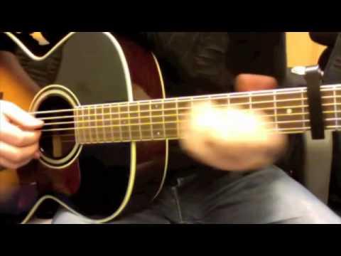 You've Got a Friend In Me - Acoustic guitar instrumental
