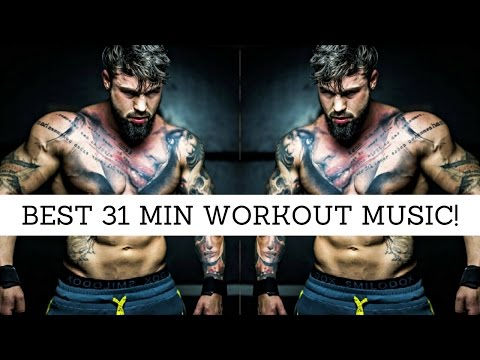 Best 31 Min Workout Music! | GO FOR IT! | Aesthetic Gym Motivation