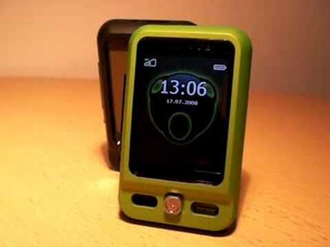 Neonode N2 Backlight Sensor !