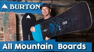 Top 5 Do-It-All Style Snowboards - 2018