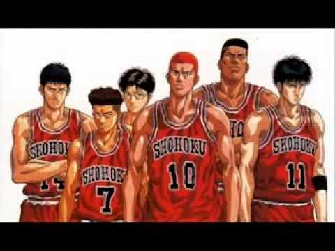 Slam Dunk Anime Opening Theme Song video