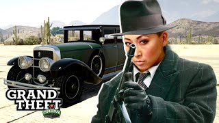 REAL LIFE MAFIA IN GTA 5 (Grand Theft Smosh)