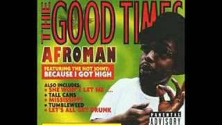Watch Afroman Hush video